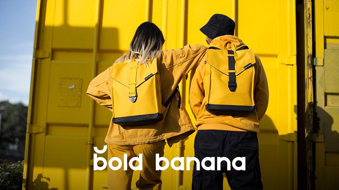 Bold Banana verkrijgbaar op Veganbags.nl
