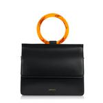 INYATI Coco Top Handle Bag black voorkant