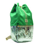 Kaliber Fashion Backpack Mintsilver Voorkant Dicht