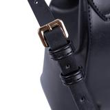 NYATI Nancy Backpack black details