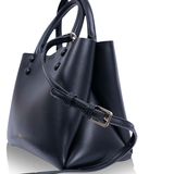 INYATI Hailey Top Handle Bag black zijkant