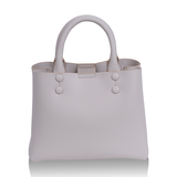 INYATI Hailey Top Handle Bag cream achterkant