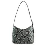 Daniel Silfen Handbag Ulla space grey achterkant