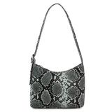 Daniel Silfen Handbag Ulla space grey voorkant
