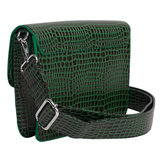 Hvisk Cayman Pocket jungle green achterkant