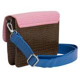 Hvisk Cayman Pocket Multi pink achterkant