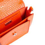 Hvisk Cayman Pocket orange binnenkant