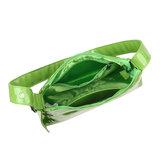 Daniel Silfen Shoulder Bag Ulrikke Green bovenkant