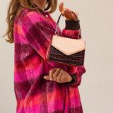 Becksondergaard Mix Kelliy Bag Red model vrouw handtas