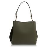 Inyati Cleo Handbag Dark Olive achterkant