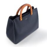 Inyati Inita Top Handle Bag Black bovenkant