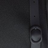 Rains Backpack Micro Black schouderriem