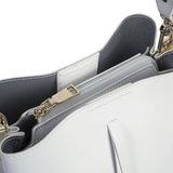 InyatiCleo Handbag White binnenkant