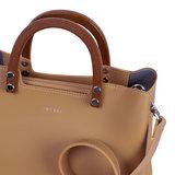 Inyati Inita Top Handle Bag Camel details