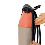 Ucon Acrobatics Lotus Hajo Mini Backpack Coral/Nude zijvak