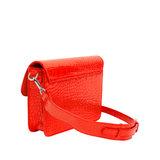 Hvisk Cayman Pocket Orange/Red achterkant