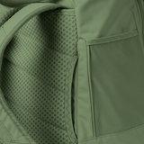 Pinqponq Blok Medium Backpack Sage Green details
