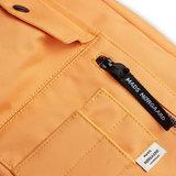 Mads Norgaard Bel One Cappa Bag Tangerine details