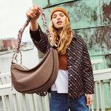 Becksondergaard Relon Moon Bag Morel model vrouw