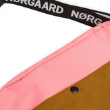 Mads Norgaard Bel Couture Cappa Bag Strawberry Pink/Breen details