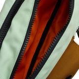 Mads Norgaard Bel Couture Cappa Bag Pastel Green/Breen binnenkant