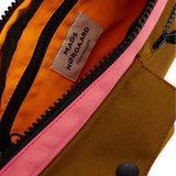 Mads Norgaard Bel Couture Carni Bag Strawberry Pink/Breen binnenkant
