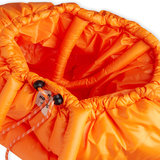 Mads Norgaard Shiny Poly Pillow Oriole binnenkant