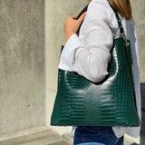 Becksondergaard Kia Kayna Bag Trekking Green model vrouw