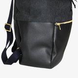 Kaliber Fashion Backpack Love & Soul Black Details