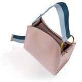 INYATI Alizée Handbag Nude Bovenkant