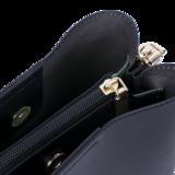 INYATI Cleo Handbag Black Sluiting