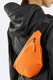 Rains Original Bum Bag Fire Orange Model Vrouw