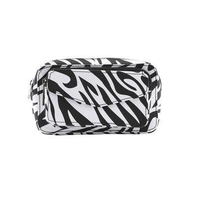 Daniel Silfen Waistbag Sally zebra