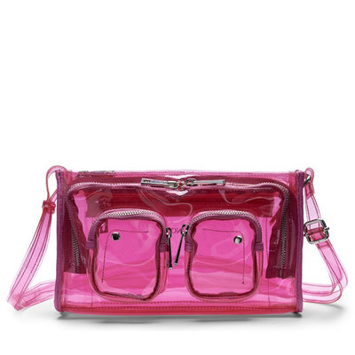 Nunoo Stine Transparent pink