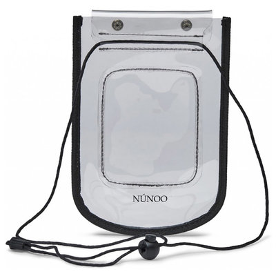 Núnoo Beach Wallet Transparent colorless