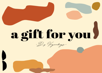 Veganbags Giftcard t.w.v. €70