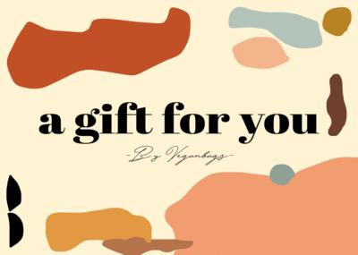 Veganbags Giftcard t.w.v. €15
