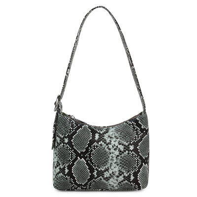 Daniel Silfen Handbag Ulla space grey