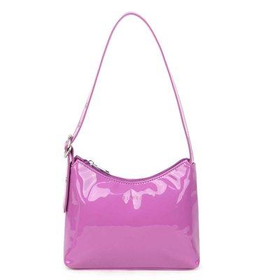 Daniel Silfen Handbag Ulla purple