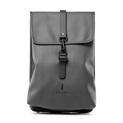 Rains Original Rucksack Charcoal