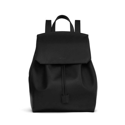 Matt & Nat Mumbai Backpack Black