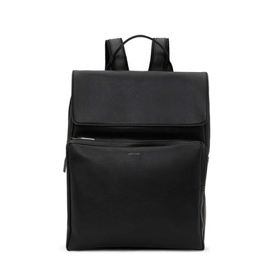 Matt and Nat Paxx Backpack Black