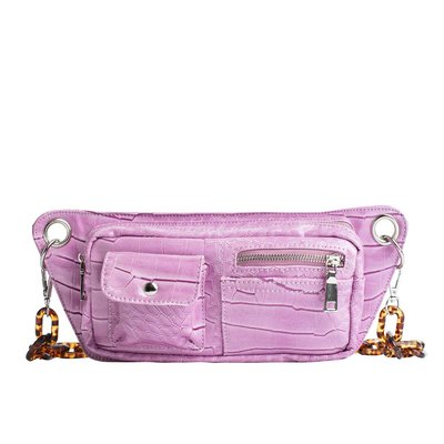 Hvisk Brillay Croco Dusty Pink