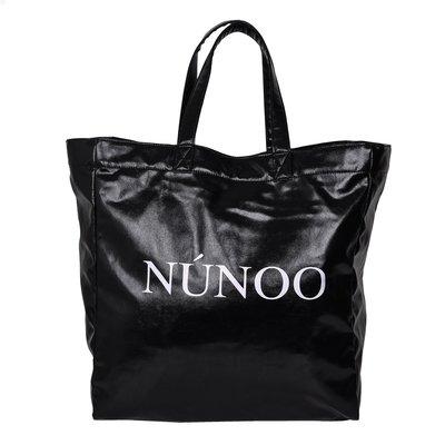 Nunoo Big ToteVeggie Black