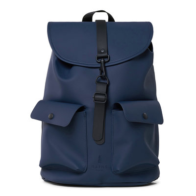 Rains Camp Backpack Blue