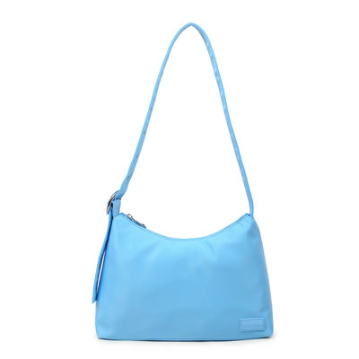 Daniel Silfen Shoulder Bag Ulrikke Nylon Japanese Ocean