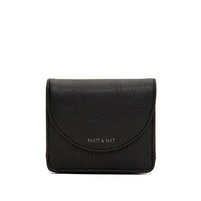 Matt and Nat Farre Wallet Black