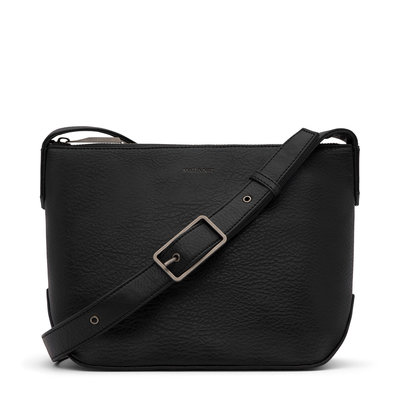Matt and Nat Sam LG Crossbody Bag Black