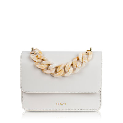 Inyati Amber Crossbody Coconut Milk