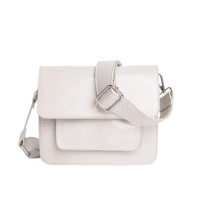 Hvisk Cayman Pocket Glossy White